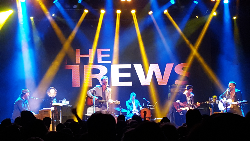 The Trews in March of 2016
