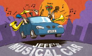 Jeff's Musical Car