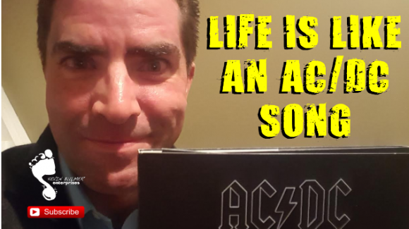 Kevin Bulmer Video Blog - Life is Like An ACDC Song