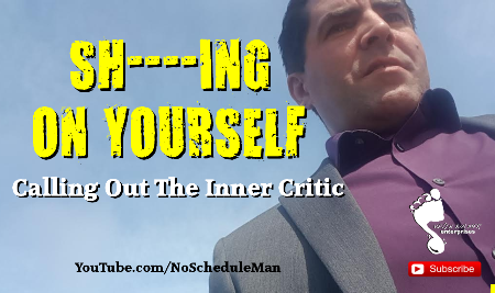 Shoulding On Yourself: Calling Out The Inner Critic