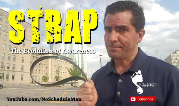 Strap - Evolution of Awareness Video Blog