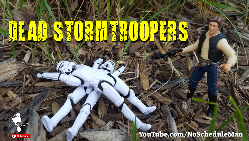 Kevin Bulmer Personal Development Video Blog - Dead Stormtroopers