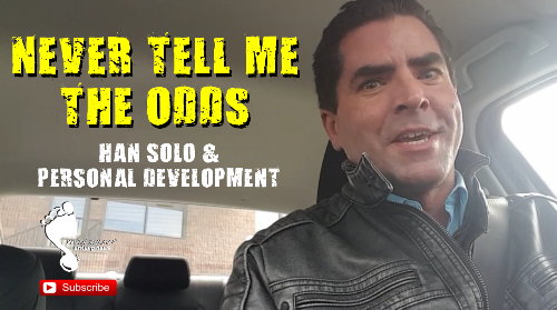 Never Tell Me The Odds – Han Solo & Personal Development