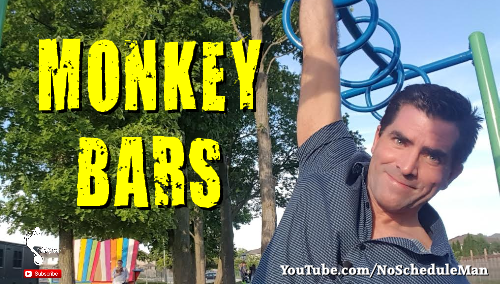 Kevin Bulmer Video Blog   Monkey Bars