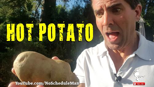 Kevin Bulmer Video Blog | Hot Potato