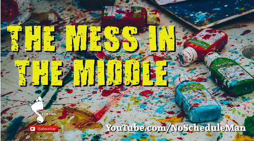 Kevin Bulmer Footsteps Video Blog   The Mess in the Middle