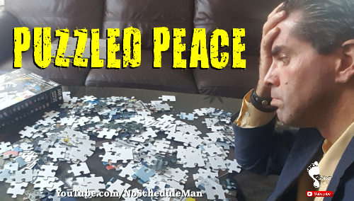 Kevin Bulmer Video Blog | Puzzled Peace