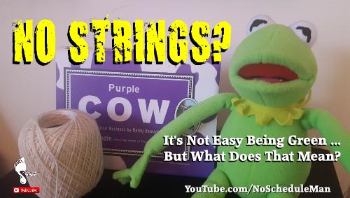 Kevin Bulmer Footsteps Video Blog | I Got No Strings