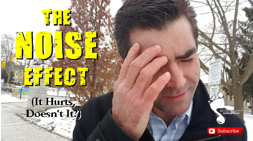 """""""The Noise Effect"""" – Is Meditation Easy?"""