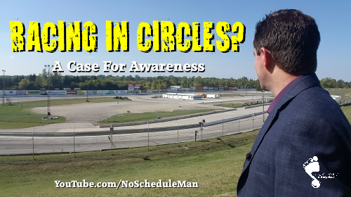 Racing In Circles: A Case For Awareness | Kevin Bulmer Video Blog
