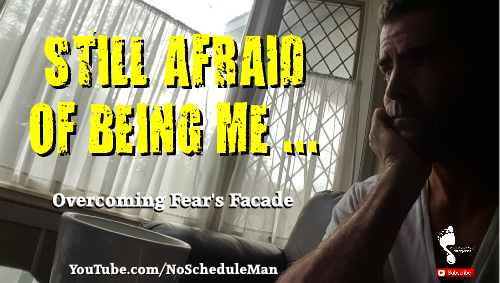 Still Afraid Of Being Me | Kevin Bulmer Video Blog