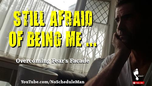 Still Afraid Of Being Me | Kevin Bulmer Video Blog