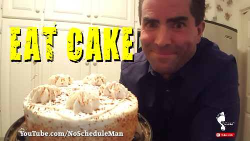 Eat Cake | Kevin Bulmer Footsteps Video Blog