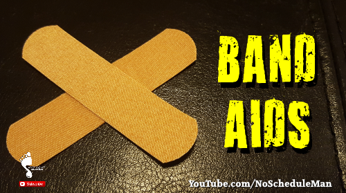 """""""Band Aids"""" – Treating Symptoms Instead Of Causes"""