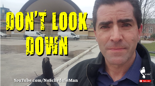 Don't Look Down | Kevin Bulmer Personal Development Video Blog