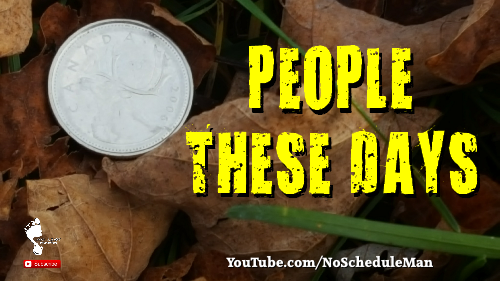 """""""People These Days"""" – We See What We Look For"""