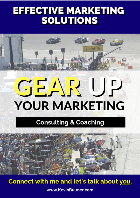 Gear Up Your Marketing - Kevin Bulmer