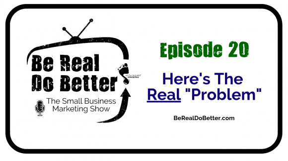 """Here's The Real """"Problem"""" 