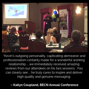 Kevin Bulmer - Exceptional Messages