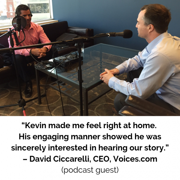 Kevin Bulmer - Interview Testimonial