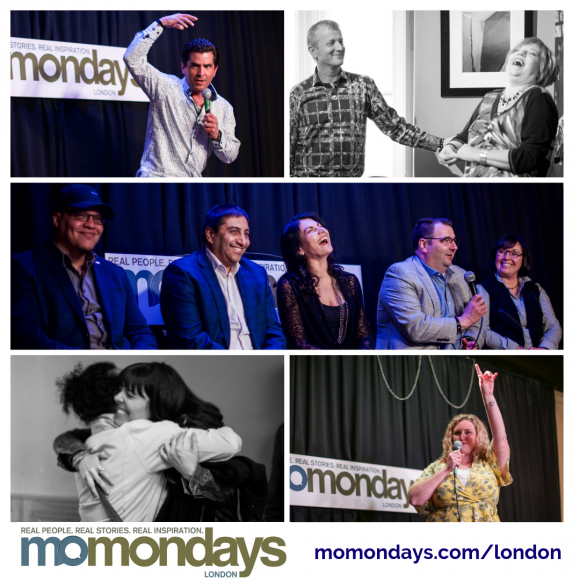 momondays London | Kevin Bulmer