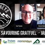 Savouring Gratefuel - Ian Tyson | Journeys with the No Schedule Man, Ep. 94