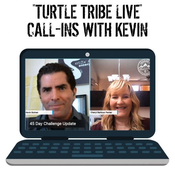 Turtle Tribe Live Call In with Kevin