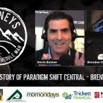 The Story of Paradigm Shift Central - Brendon Culliton | Journeys with the No Schedule Man, Ep. 102