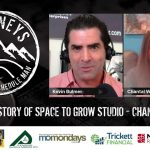 The Story of Space To Grow Studio - Chantal Watier | Journeys with the No Schedule Man, Ep. 103