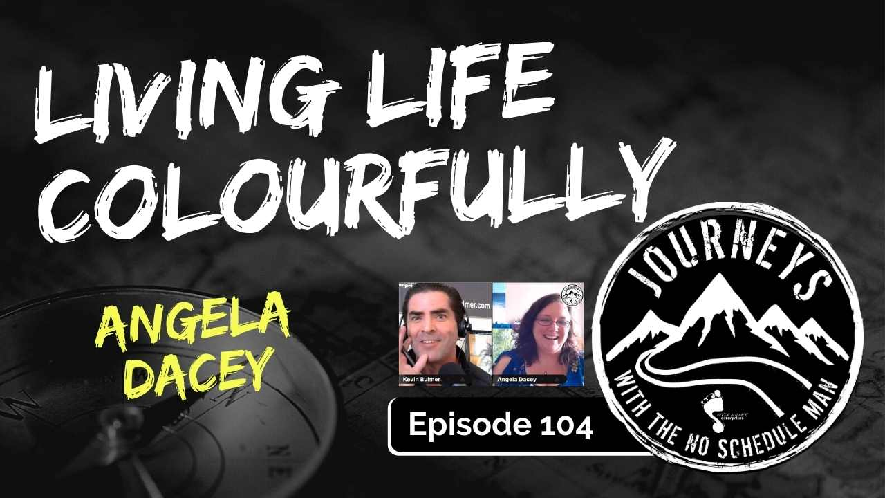 Living Colorfully – Angela Dacey, Ep. 104