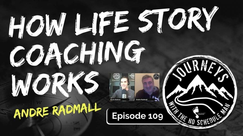 How Life Story Coaching Works - Andre Radmall | heart-centered entrepreneurship podcast