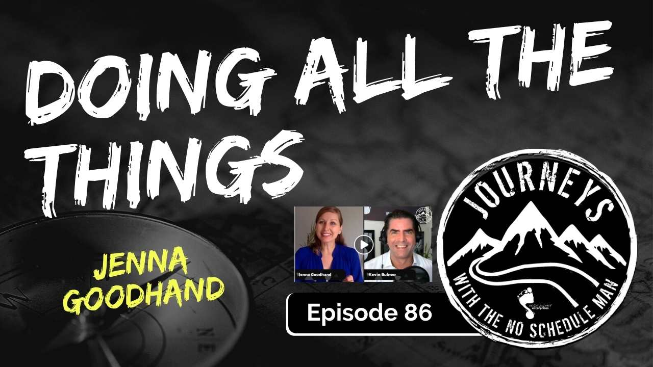 Doing All The Things – Jenna Goodhand of The Hive, Ep 86
