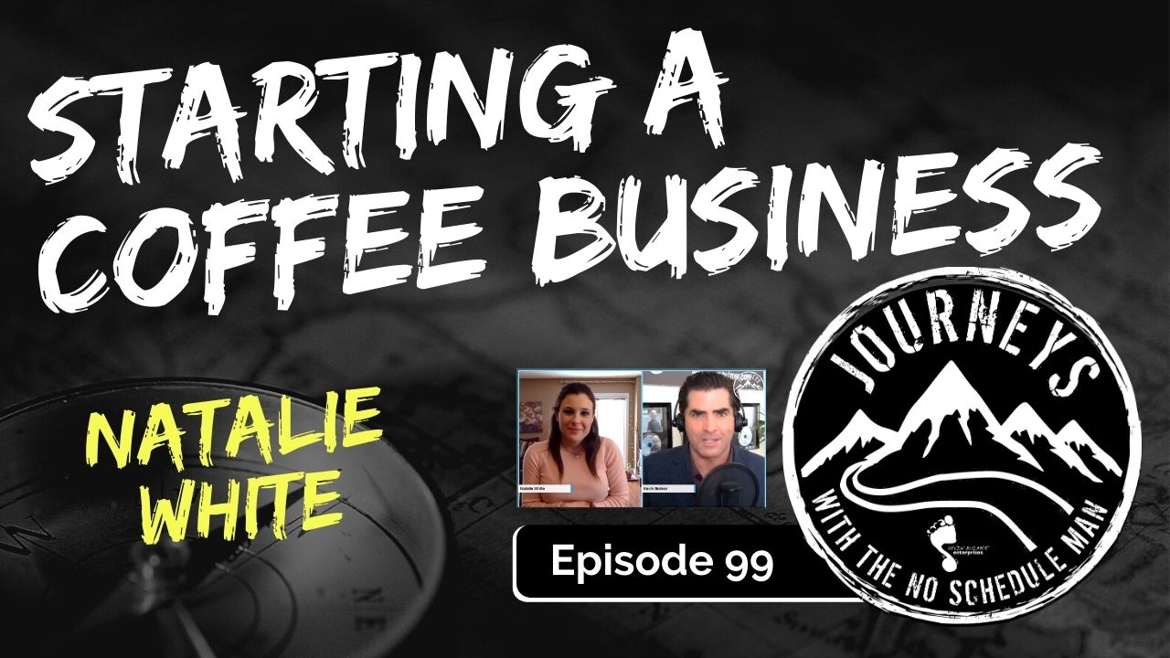 Starting a Coffee Business – Natalie White of Cafezia Coffee, Ep. 99