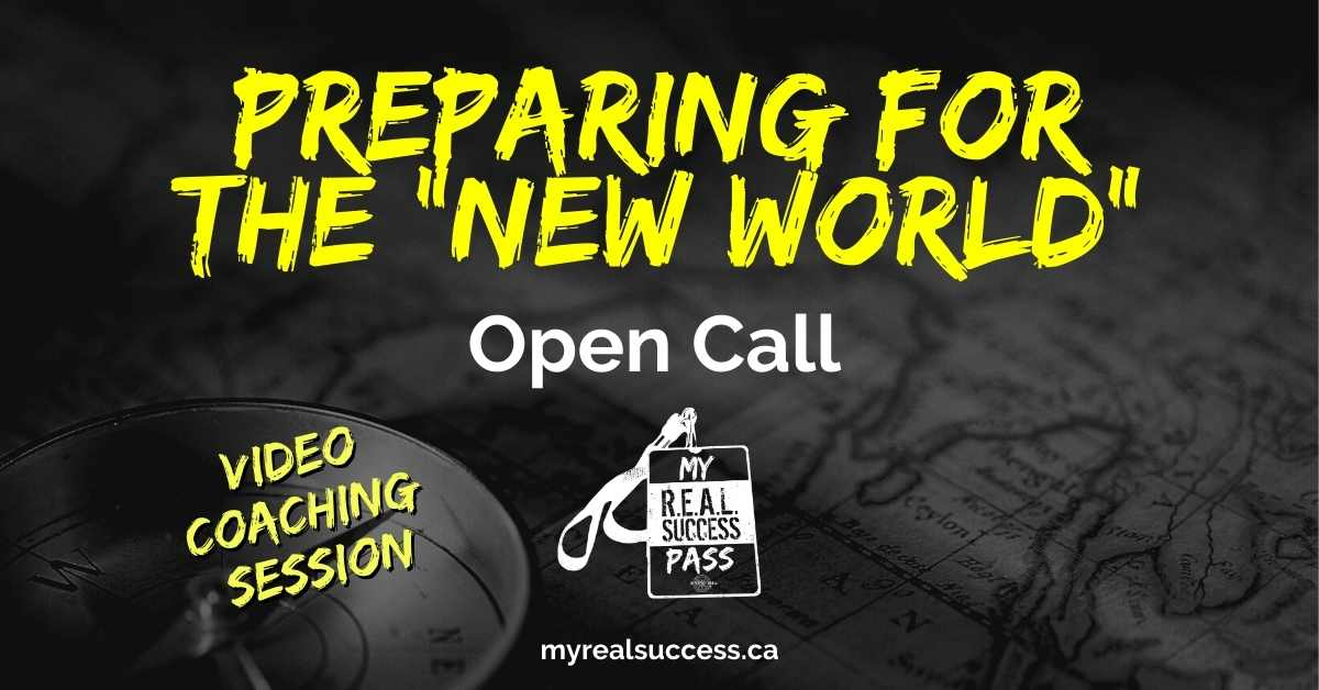 """Preparing For the """"New World"""" – Open Call (Video)"""