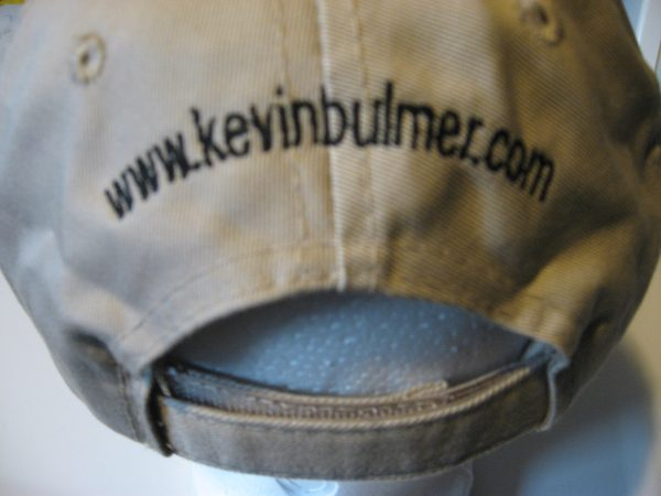 Hope Over Hurt Inspirational Hat - BACK