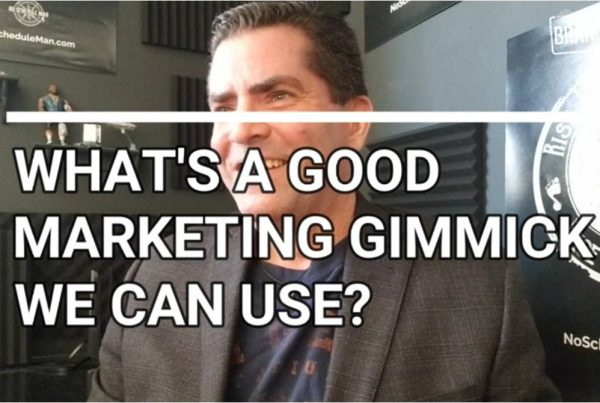 What About a Good Marketing Gimmick To Get People in The Door? | NSM Brand Media