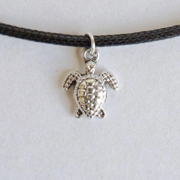 Turtle Pendant Necklace | Kevin Bulmer - noscheduleman.com