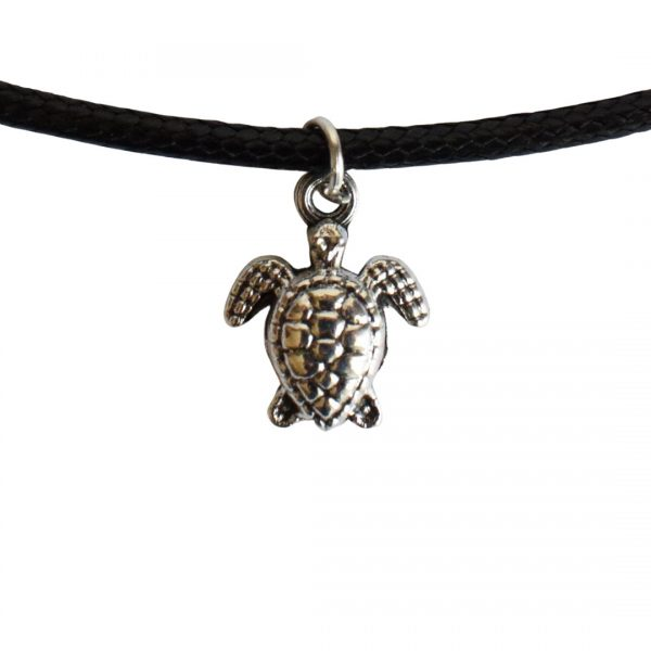 Turtle Charm Necklace | Kevin Bulmer - noscheduleman.com