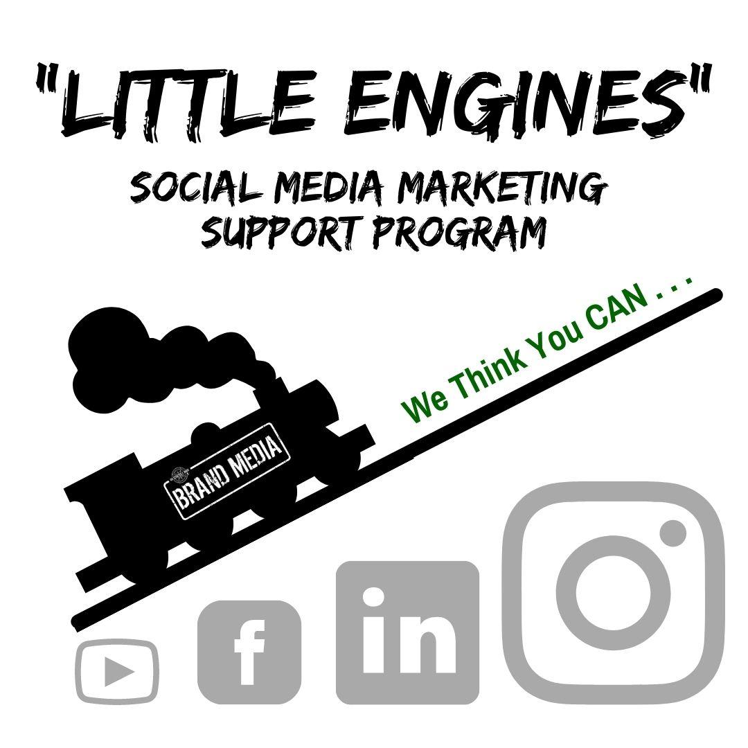 Little Engines - Social Media Marketing Support Program